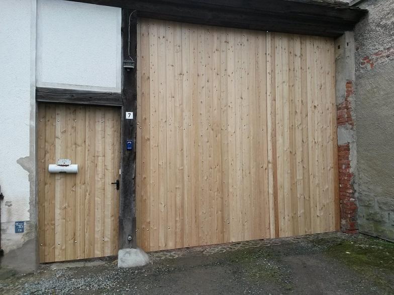 Doppeltür außen  Zweiflügelige Tür Außen – Sfasfa.com